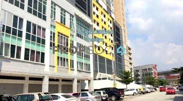 Shop For Rent in Signature Park, Kota Damansara Freehold Unfurnished 0R/2B 3.5k