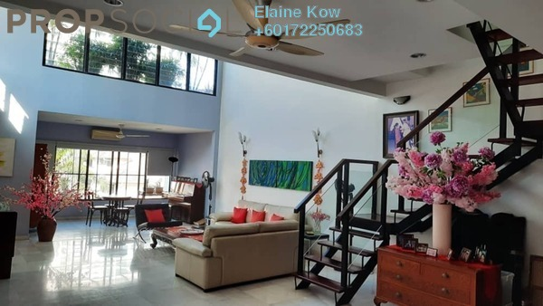 Condominium For Sale in Sri Mahkota, Ampang Hilir Freehold Semi Furnished 4R/6B 1.9m