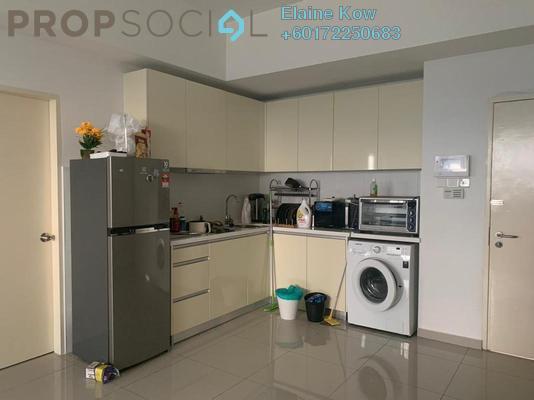 Condominium For Sale in Encorp Strand Residences, Kota Damansara Freehold Semi Furnished 3R/2B 850k