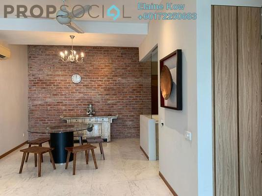 Condominium For Sale in Twins, Damansara Heights Freehold Fully Furnished 2R/2B 1.2m