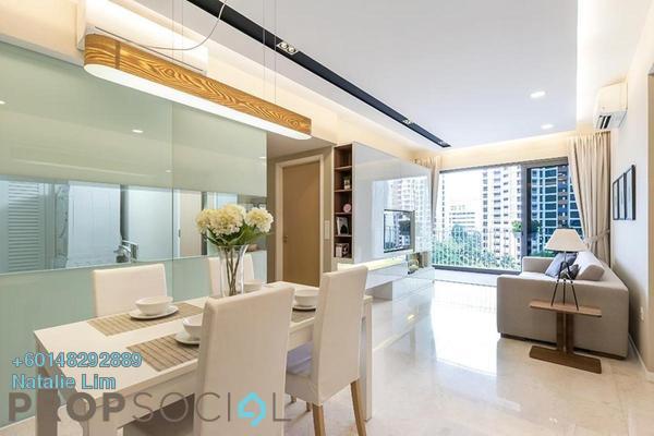Condominium For Sale in Vista Sentul, Sentul Freehold Unfurnished 3R/2B 466k