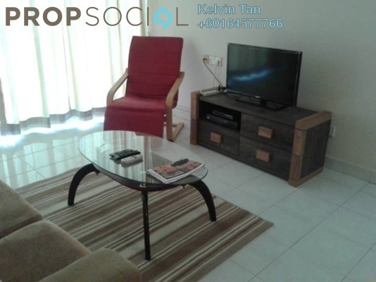 Condominium For Rent in Sri Perdana, Georgetown Freehold Fully Furnished 3R/2B 1.8k