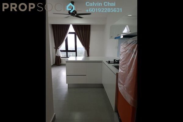 Condominium For Rent in Kanvas, Cyberjaya Freehold Semi Furnished 1R/1B 900translationmissing:en.pricing.unit