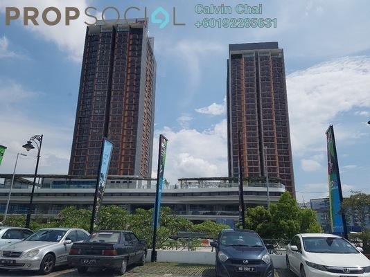 SoHo/Studio For Rent in Kanvas, Cyberjaya Freehold Fully Furnished 1R/1B 1.1k