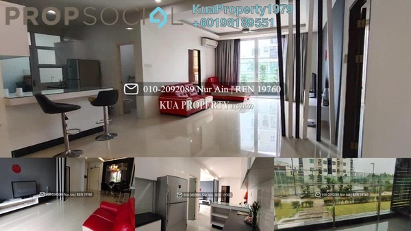 Condominium For Sale in The Tropics Condominium, Kuching Freehold Fully Furnished 3R/2B 750k