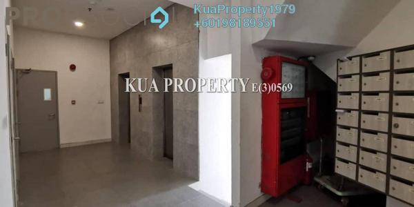 Apartment For Sale in City Square Serviced Apartment, Kuching Freehold Unfurnished 2R/2B 295k