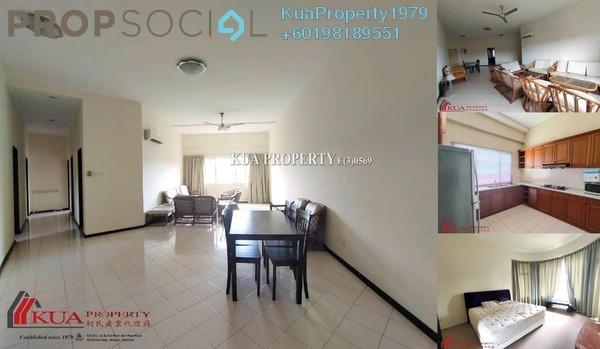 Condominium For Rent in Kasuma Resort, Petra Jaya Freehold Fully Furnished 3R/2B 1.8k