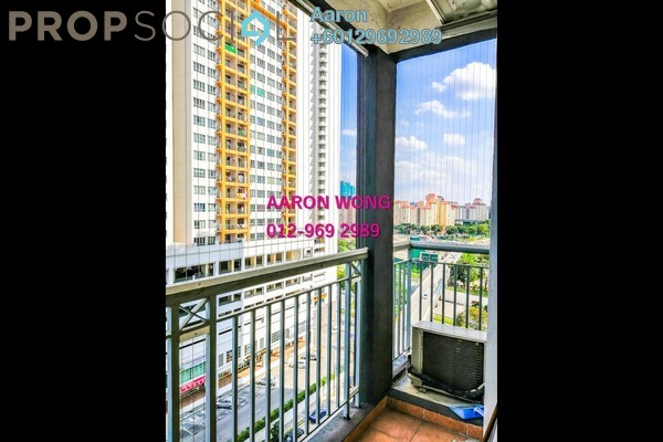 Condominium For Sale in OUG Parklane, Old Klang Road Freehold Semi Furnished 3R/2B 499k