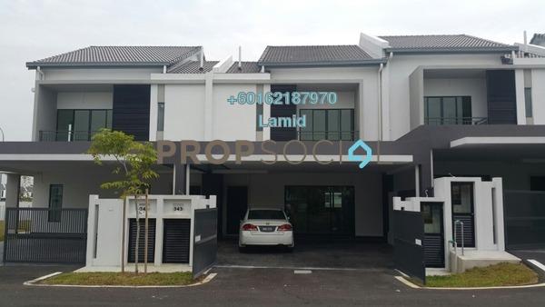 Terrace For Sale in Laman Delfina, Nilai Impian Freehold Unfurnished 4R/3B 580k