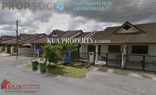 Terrace For Sale in Tabuan Heights, Kuching Freehold Unfurnished 7R/2B 580k