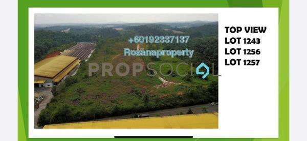 Land For Sale in Kampung Baru Seelong, Senai Freehold Unfurnished 1R/1B 22m