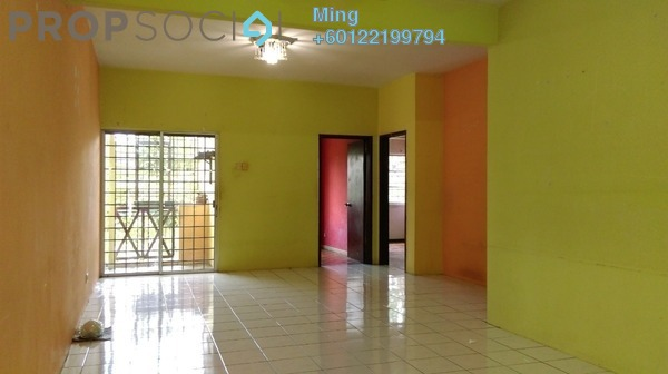 Apartment For Rent in Taman Pinggiran Subang, Subang Freehold Unfurnished 3R/2B 800translationmissing:en.pricing.unit