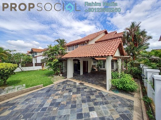 Bungalow For Sale in The Plaza Condominium, TTDI Freehold Semi Furnished 8R/5B 4.5m