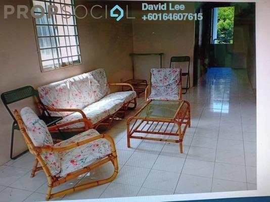Condominium For Sale in Bukit Awana Condominium, Paya Terubong Freehold Semi Furnished 3R/2B 285k