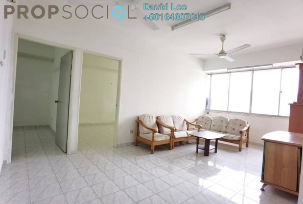 Condominium For Sale in Menara Riverview, Jelutong Freehold Semi Furnished 3R/2B 290k