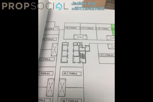 Condominium For Sale in Lanai Residences, Bukit Jalil Freehold Semi Furnished 3R/2B 500k