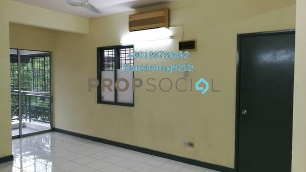 Apartment For Sale in Sri Cempaka Apartment, Bandar Puchong Jaya Freehold Unfurnished 3R/2B 239k