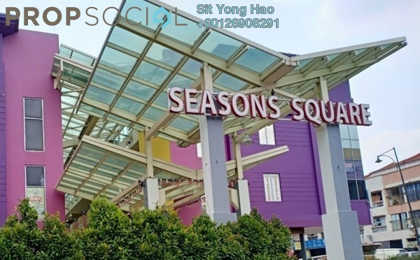 Shop For Rent in Season Square, Damansara Damai Freehold Fully Furnished 0R/0B 900translationmissing:en.pricing.unit