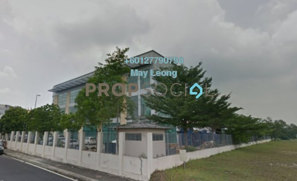 Factory For Sale in Temasya Industrial Park, Temasya Glenmarie Freehold Unfurnished 0R/0B 26m