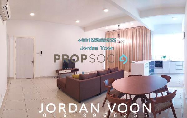 Condominium For Sale in Ferringhi Residence, Batu Ferringhi Freehold Fully Furnished 3R/4B 1.18m