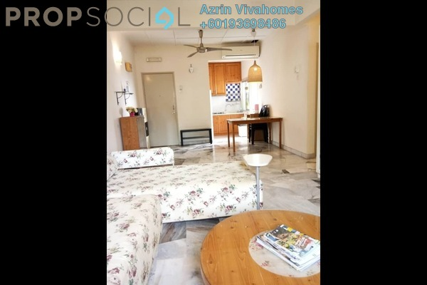 Apartment For Rent in Sri Penaga Apartment, Pusat Bandar Puchong Freehold Fully Furnished 3R/2B 1.4k