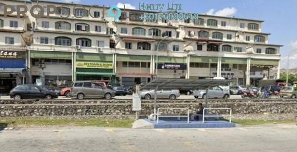 Duplex For Sale in Taman Bukit Permai, Cheras Freehold Semi Furnished 3R/2B 185k