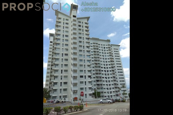 Condominium For Sale in Monte Bayu, Cheras Freehold Unfurnished 3R/2B 318k