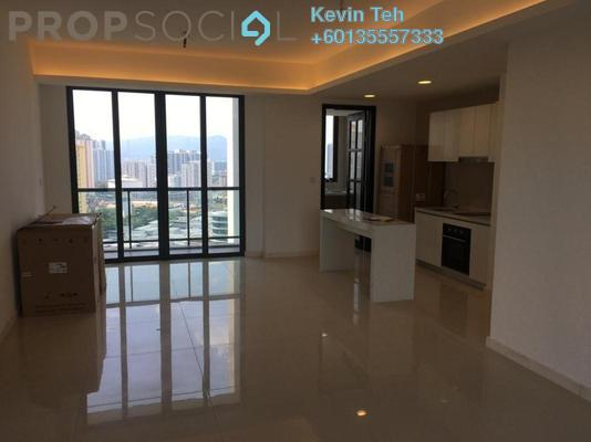 Condominium For Sale in Agile Mont Kiara, Dutamas Freehold Semi Furnished 3R/2B 1.4m