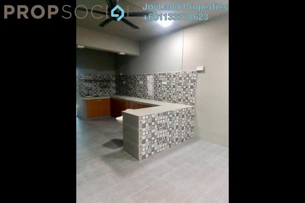 Office For Sale in Pelangi Business Centre, Mutiara Damansara Freehold Semi Furnished 0R/1B 388k