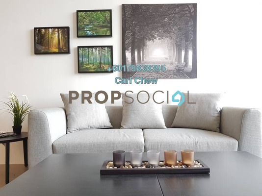 SoHo/Studio For Sale in The Establishment, Brickfields Freehold Fully Furnished 1R/1B 630k