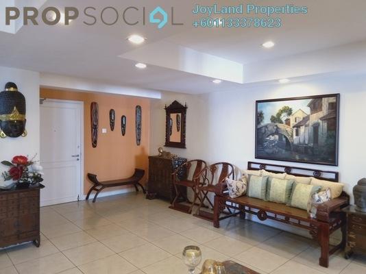 Condominium For Sale in Kiaramas Sutera, Mont Kiara Freehold Semi Furnished 4R/5B 1.77m