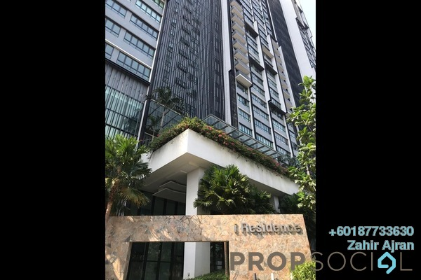 Condominium For Sale in i-Residence @ i-City, Shah Alam Freehold Fully Furnished 2R/2B 680k