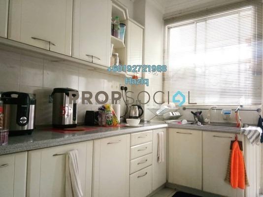Apartment For Sale in Sri Ayu, Setiawangsa Freehold Semi Furnished 3R/2B 460k
