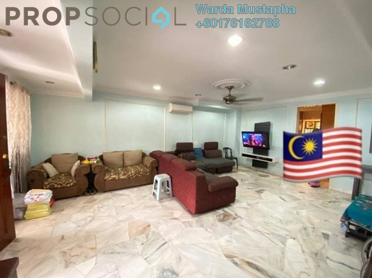 Terrace For Sale in Pandan Indah, Pandan Indah Freehold Semi Furnished 4R/3B 680k