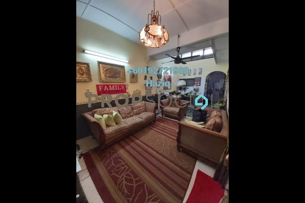Terrace For Sale in Kepong Baru, Kepong Freehold Semi Furnished 3R/2B 530k