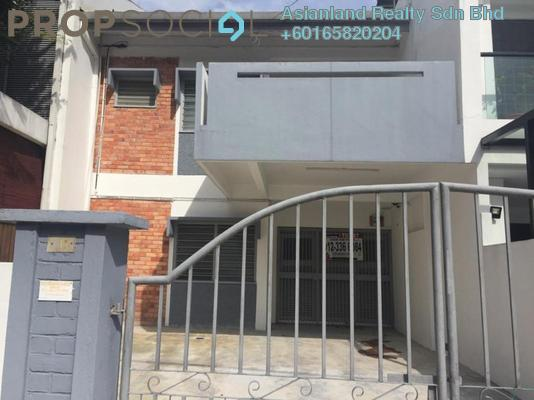Terrace For Rent in Medan Damansara, Damansara Heights Freehold Unfurnished 5R/3B 2.8k