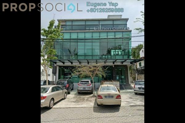 Shop For Sale in Jalan Maarof, Bangsar Freehold Semi Furnished 0R/0B 13m