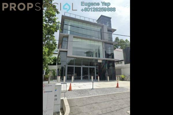 Shop For Rent in Jalan Maarof, Bangsar Freehold Semi Furnished 0R/0B 50k