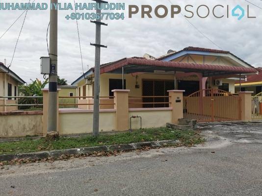 Semi-Detached For Sale in Halaman Seri Rahmat, Batu Gajah Freehold Unfurnished 3R/2B 208k