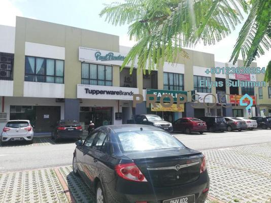 Shop For Sale in Plaza Crystalville, Cyberjaya Freehold Semi Furnished 0R/0B 2.5m