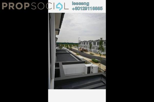 Terrace For Sale in Eco Grandeur, Puncak Alam Freehold Unfurnished 2R/3B 579k