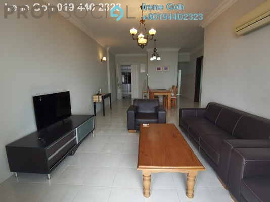 Condominium For Rent in BaysWater, Gelugor Freehold Fully Furnished 4R/3B 2.2k