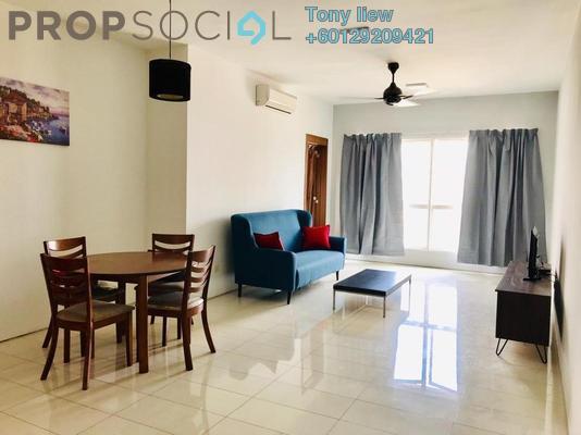 Condominium For Sale in Titiwangsa Sentral, Titiwangsa Freehold Fully Furnished 3R/2B 550k