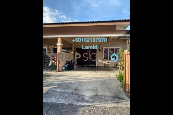 Terrace For Sale in Taman Jasper Jaya, Seremban Leasehold Unfurnished 3R/2B 255k