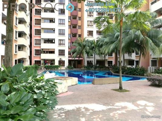 Condominium For Sale in Palm Spring, Kota Damansara Freehold Semi Furnished 3R/2B 299k
