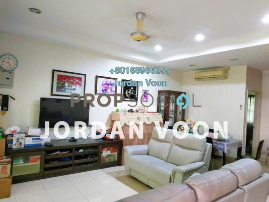 Terrace For Rent in Kampung Seberang Paya, Bayan Lepas Freehold Fully Furnished 5R/4B 2.2k