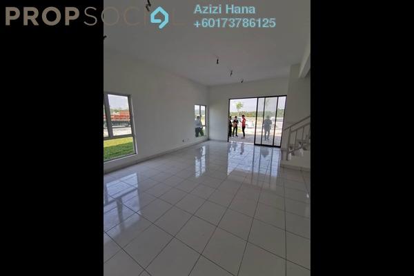 Terrace For Sale in Rafflesia @ Bernam Jaya, Kerling Freehold Unfurnished 4R/3B 382k