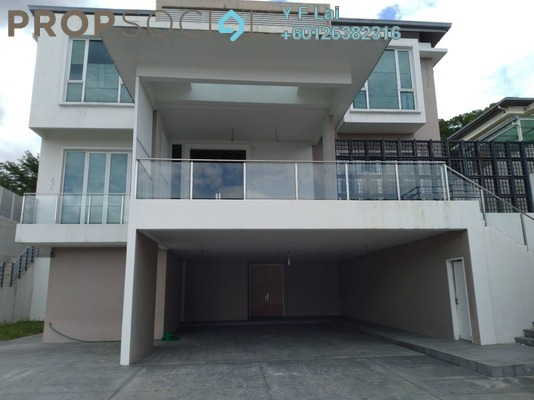 Bungalow For Sale in Taman Bukit Segar, Cheras Freehold Semi Furnished 8R/8B 10m