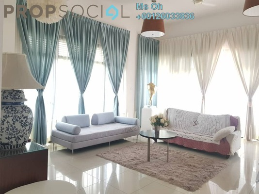 Bungalow For Rent in Setia Eco Park, Setia Alam Freehold Semi Furnished 4R/4B 6.5k