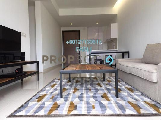 Condominium For Sale in The Elements, Ampang Hilir Freehold Fully Furnished 1R/1B 620k